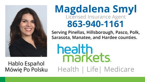 Magdalena Smyl - Insurance Agent Medicare