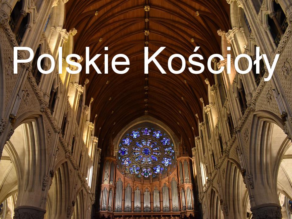 Polskie Kościoły - Tampa, Floryda